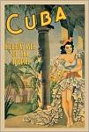 Click image for larger version.  Name:Cuba travel poster.jpg Views:168 Size:69.3 KB ID:7749