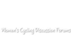 Women's Cycling Discussion Forums